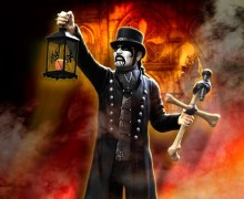King Diamond Statue Announced – Limited Edition, Rock Iconz