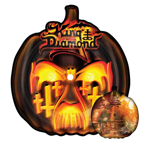 King Diamond Halloween Picture Disc Announced, LIVE