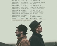 The Lost Brothers New Album + 2017/2018 Tour Dates, Tickets