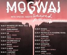 Mogwai European Tour 2017 – October, Shows, Tickets