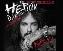Nikki Sixx: L.A. Book Signing Event Announced