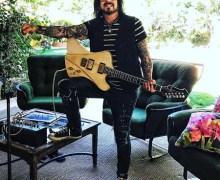 Sully Guitars: Raven Guitar, Nikki Sixx, Seymour Duncan, Phat Cat