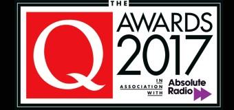 Liam Gallagher Q Awards 2017