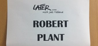 Robert Plant on Later w/ Jools Holland – Watch