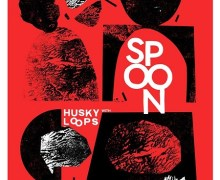 Spoon 2017 European/UK Tour w/ Husky Loops