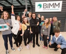 Tony Iommi Opens BIMM Music College in Birmingham