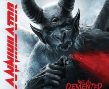 """Annihilator Pre-Sales Top Charts 'For the Demented' + """"One To Kill"""" – Order, Stream, Buy"""