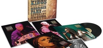 Bill Wyman's Rhythm Kings 4LP Box Set 'My King and Queen'