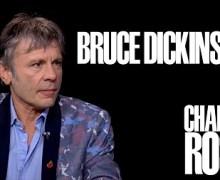 Iron Maiden's Bruce Dickinson on Charlie Rose