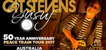 Cat Stevens (Yusuf) 2017 Tour Australia/New Zealand, Dates, Tickets, Perth, Melbourne, Sydney, Aukland