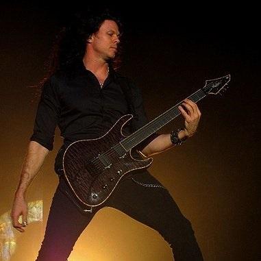 Ex Megadeth Guitarist Chris Broderick Selling Custom Guitar On Ebay Full In Bloom