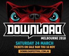 Download 2018 Melbourne Australia, Tickets, Korn, Prophets of Rage, Suicidal Tendencies