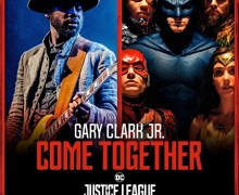 """Gary Clark Jr """"Come Together"""" Justice League Soundtrack"""
