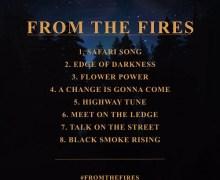 Greta Van Fleet 'From the Fires' EP/Album Tracklisting Revealed