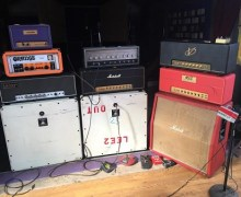 Red Dragon Cartel w/ Jake E. Lee Studio Update