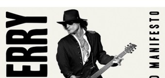 "Joe Perry New Album ""Sweetzerland Manifesto"" Announcement"