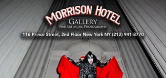 Lynn Goldsmith Book Signing 'KISS: 1977-1980' @ Morrison Hotel in New York, NY