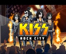 """KISS Rock City"" Mobile Game Now Available"