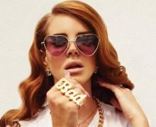 Lana Del Rey Pop-Up Store Los Angeles, CA, L.A., Shop