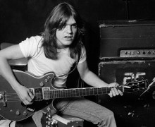 Tributes: AC/DC Guitarist Malcolm Young Dies – Eddie Van Halen, Slash, Ozzy, Pete Way