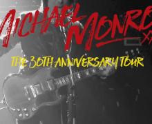 Michael Monroe 2017 Tour UK/Japan, Tickets, Dates