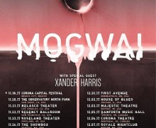 Mogwai Tour 2017 U.S./Canada w/ Xander Harris, Tickets, Dates, Schedule