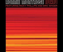 "Ronnie Montrose ""Color Blind"" w/ Sammy Hagar, Steve Lukather Lyric Video Released"