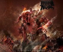 """Morbid Angel """"For No Master"""" New Song, New Album 'Kingdoms Disdained'"""