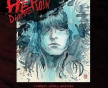 'The Heroin Diaries' Graphic Novel Cover Art – Nikki Sixx