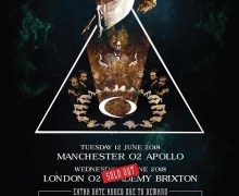 A Perfect Circle Adds 2nd London Show @ O2 Academy Brixton, Tickets