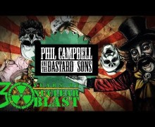 "Phil Campbell and the Bastard Sons ""Ringleader"" New Song"
