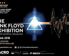 Pink Floyd Exhibition Heads to Rome, Tickets for Their Mortal Remains, Italy