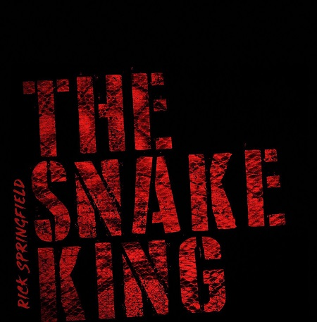 Rick Springfield New Album 'The Snake King'