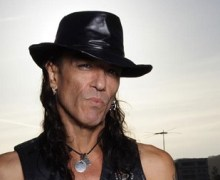 Ratt's Stephen Pearcy to Demo Song for Movie Project