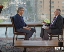 Steve Miller on The Big Interview w/ Dan Rather