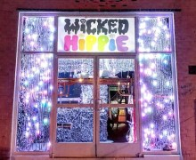 Wicked Hippie Pop-Up Store @ The Womb Gallery, Oklahoma City