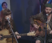 Angus & Julia Stone Billboard (Facebook Live) Unplugged Session