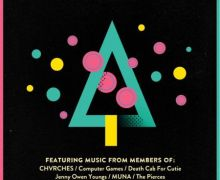 """Watch Chvrches Perform """"Time After Time"""" by Cyndi Lauper & Joni Mitchell's """"River"""""""