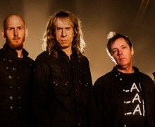 Diamond Head Signs with Thrashville Management – Dave & Justis Mustaine
