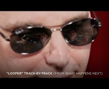 """Joe Satriani """"Looper"""" New Song/Album"""