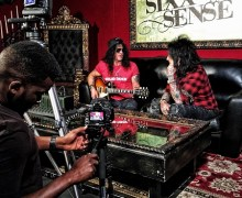 Sixx Sense Ending w/ Slash on 'My Favorite Riff'= Final Guest, Last Show