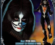 Meet Peter Criss (KISS) @ 2018 Mad Monster Party North Carolina – Charlotte