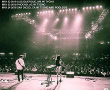 Phantogram 2018 Tour, Dates/Tickets w/ Tycho, Poolside, L.A., Red Rocks, Phoenix, San Diego, CA