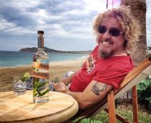 "Sammy Hagar, """"You don't have to know what you are doing to be successful"""