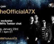 Avenged Sevenfold Twitter Chat Grammys