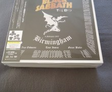Black Sabbath 'The End' Japan Boxset Signed by Tony Iommi Up For Auction on Ebay