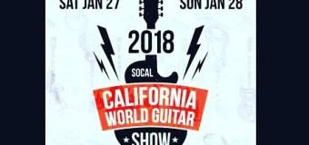 Joe Bonamassa: California World Guitar Show 2018 Costa Mesa, CA