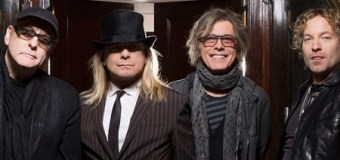 """Cheap Trick: """"2018…a new year…and Cheap Trick is working on new music…."""""""