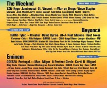2018 Coachella Lineup: A Perfect Circle, Fleet Foxes, Coachella, St. Vincent, War on Drugs