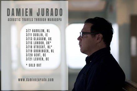 Damien Jurado Tour 2018 Schedule Tickets Dates Dublin